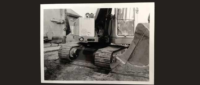 En av våra historiska produktbilder. Här illustreras Värnamo Slangbrygga