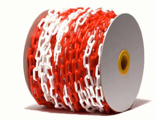 Plastkätting 50 meter plastkedja