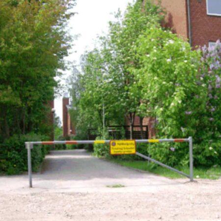 vägbom skogsväg justerbar i längd