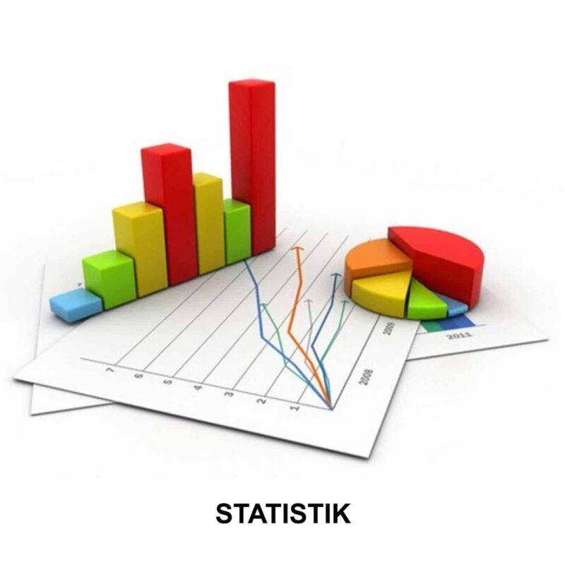 statistik wifi hastighetsdisplay