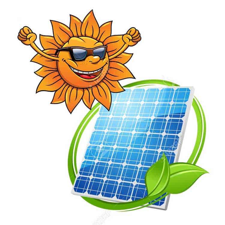 solcellpanel miljövänligt