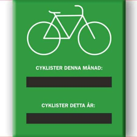 cykelräknare